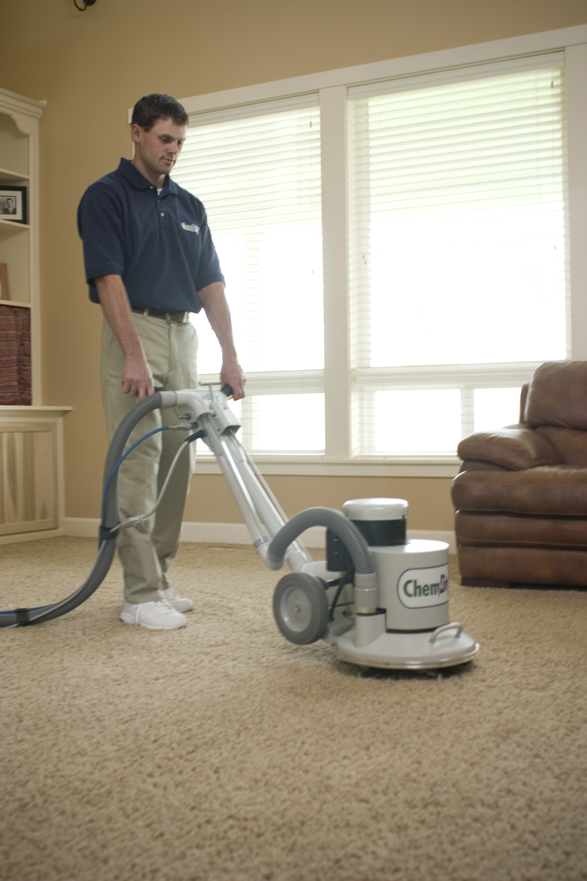 Learn how to care for your carpets with Chem-Dry