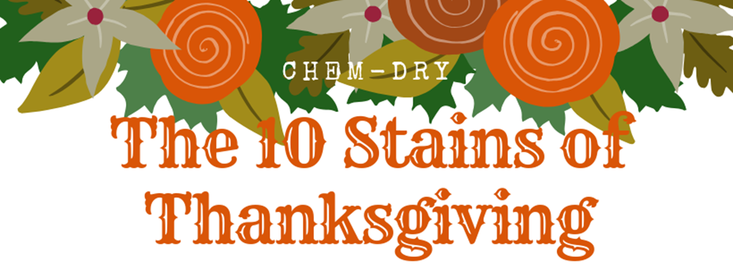 The 10 Stains of Thanksgiving