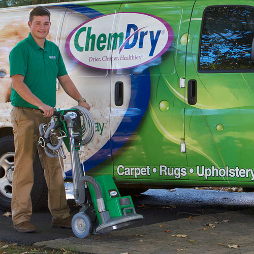 Trust Hampton's Chem-Dry for your carpet and upholstery cleaning service needs in Hannibal & Quincy